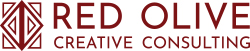 Red Olive Creative Consulting Logo - RGB - Horizontal Big Text - 250 px x 51 px.jpg