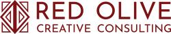Red Olive Creative Consulting Logo - RGB - Horizontal Big Text - 250 px x 51 px.jpg