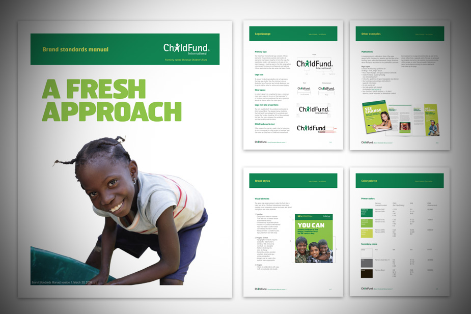 ChildFund International Brand Standards