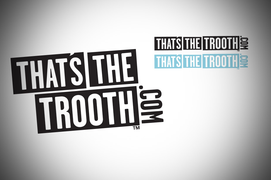 That's The Trooth Campaign Logo