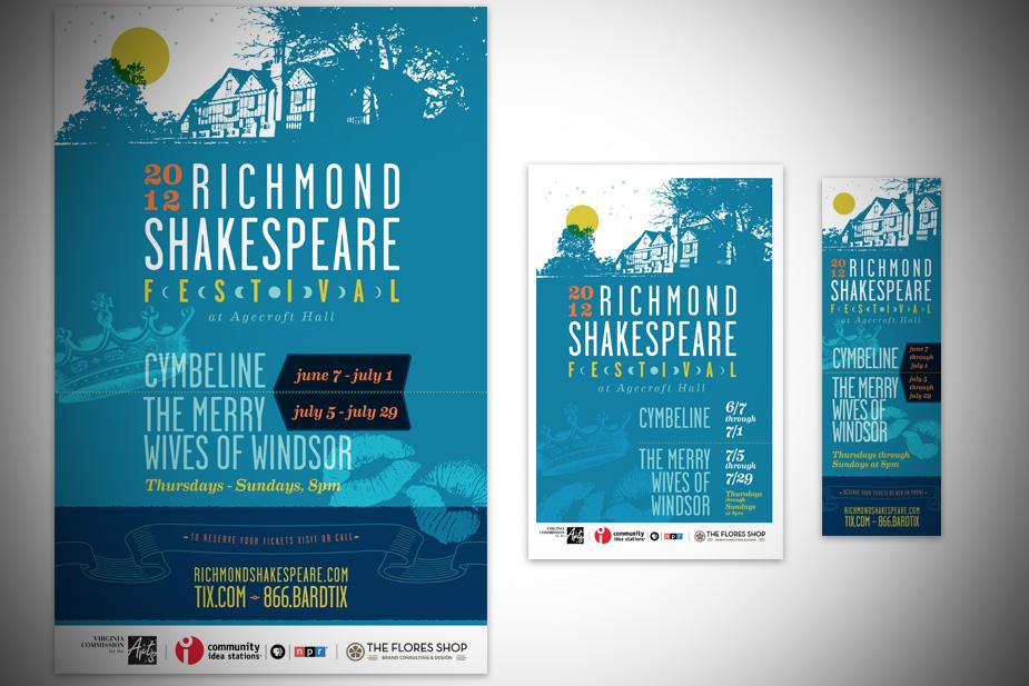 Richmond Shakespeare Festival Materials