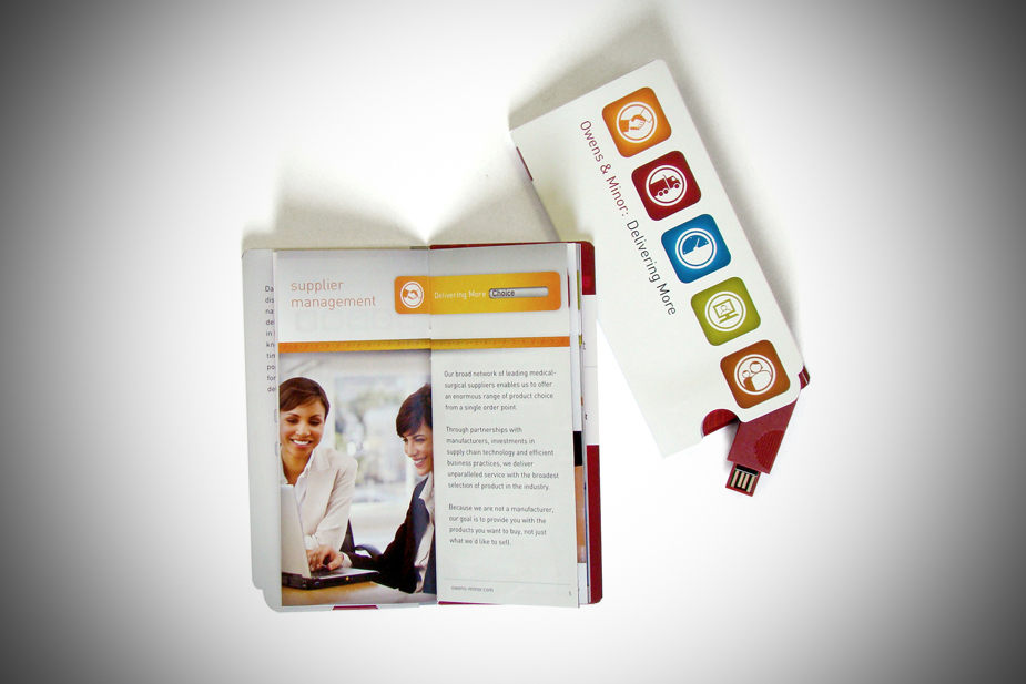 O&M Delivering More Interactive Brochure