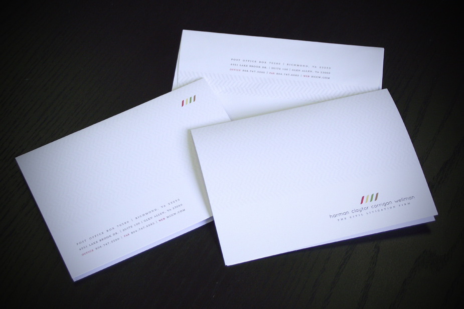 HCCW Branded Notecards