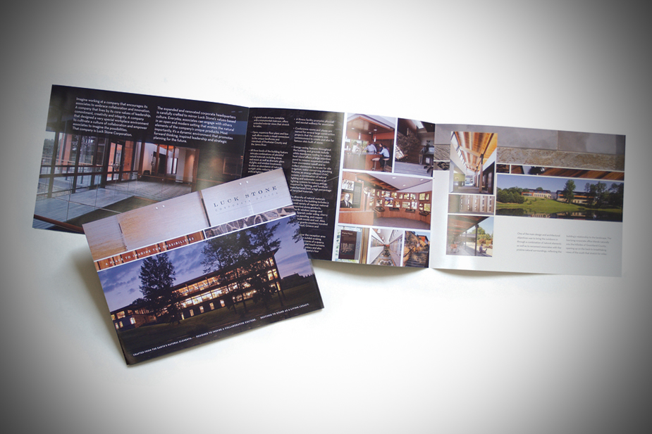 Luck Stone Company Culture Brochure