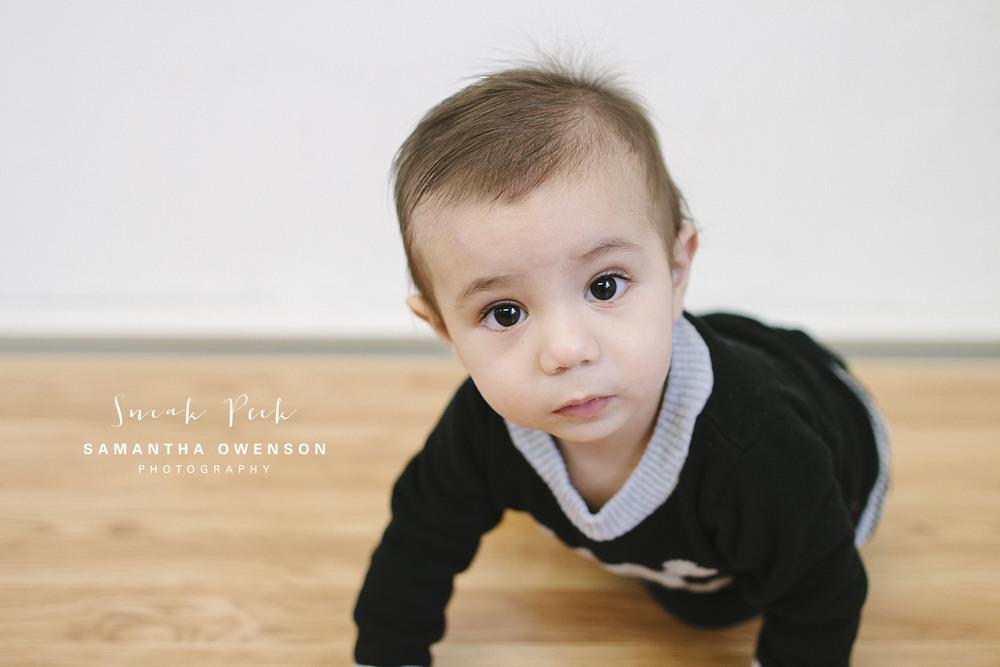 baby boy 9 months