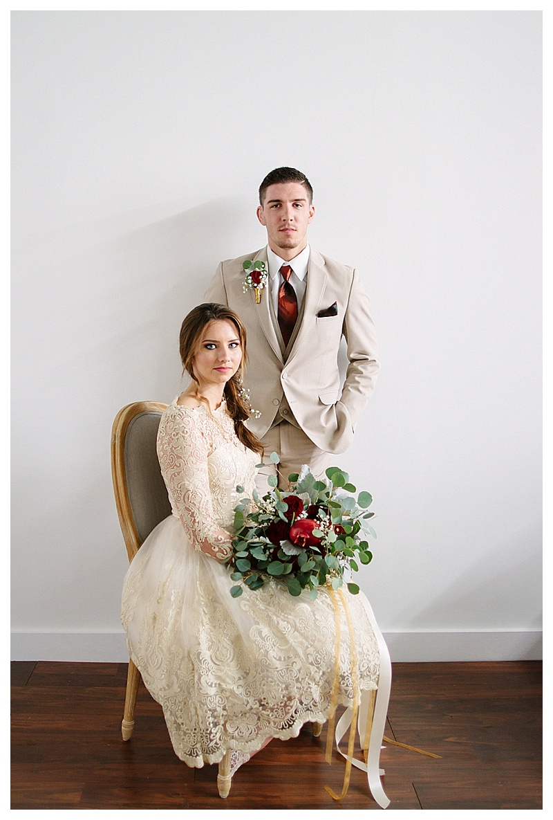 Iowa Styled Wedding