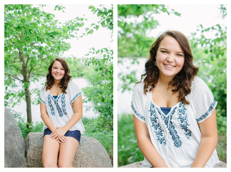 iowa senior portrait