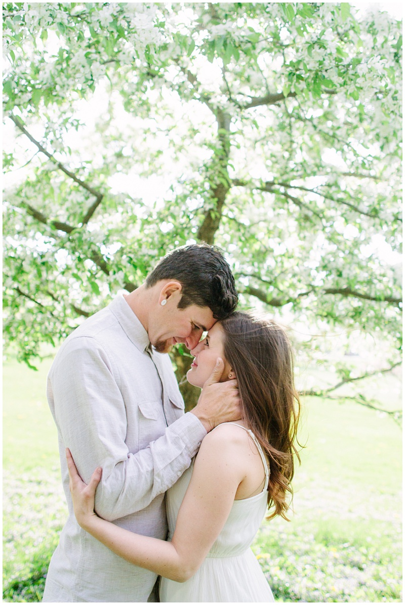 iowa wedding engagement photographer