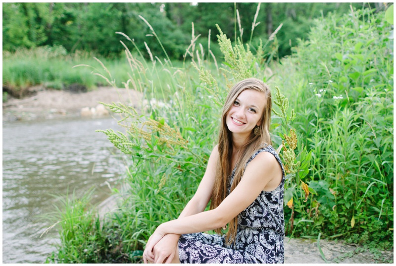 iowa senior portrait photographer