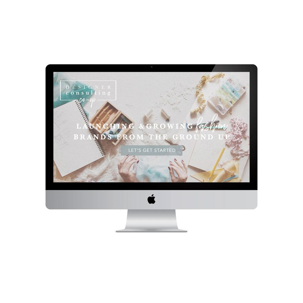 DCC WEBSITE DESIGN