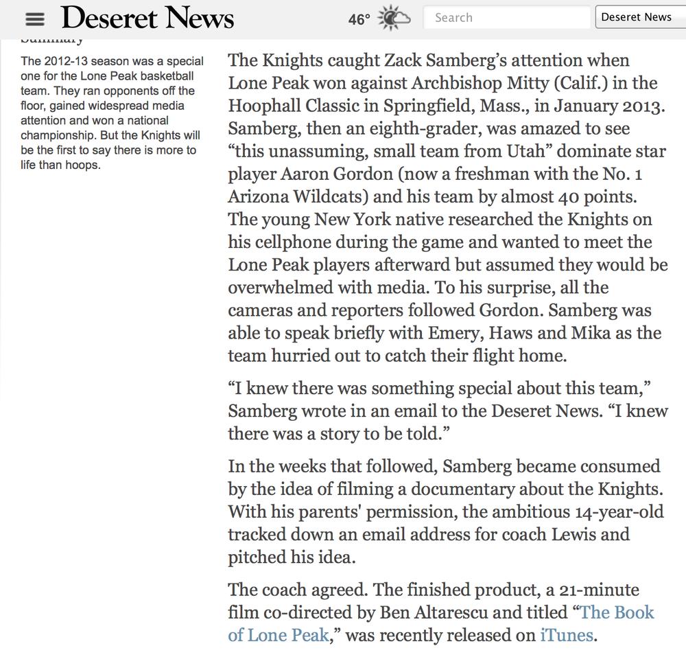 DeseretNews.com