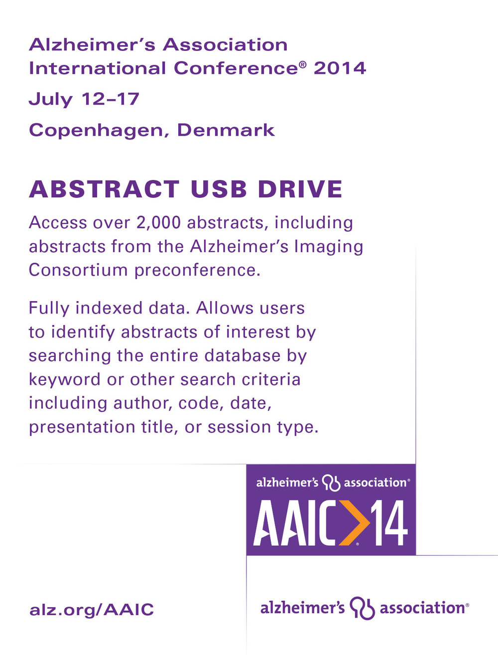 AAIC14 USB INSERT