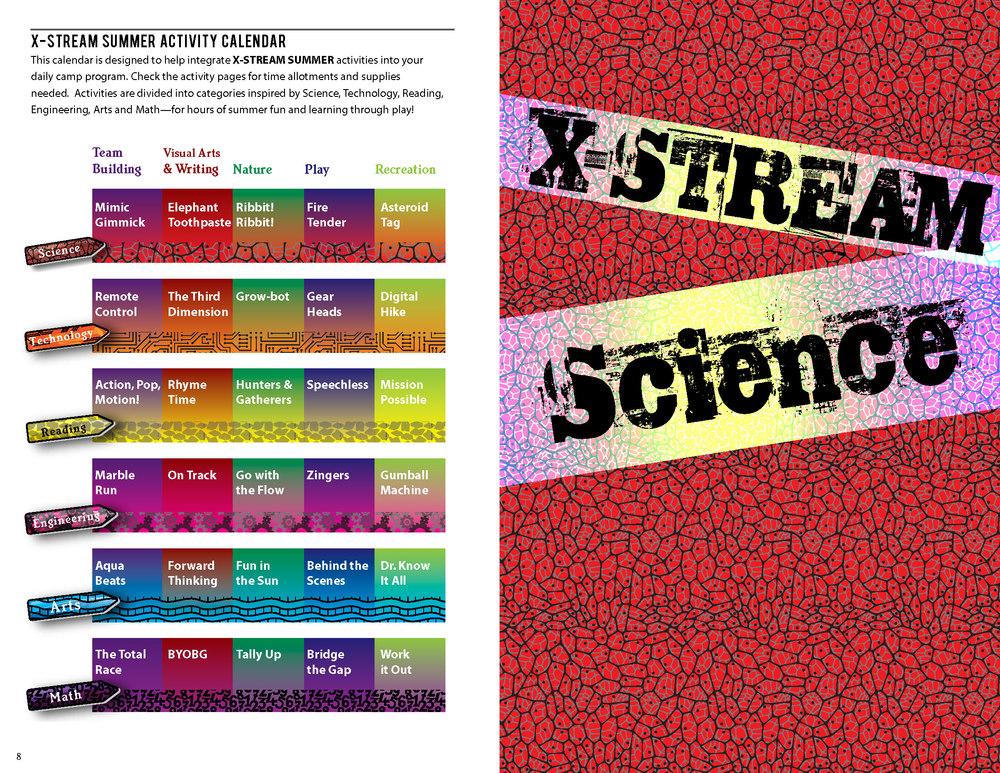 CHICAGO PARK DISTRICT | X-STREAM SUMMER CAMP PROGRAM