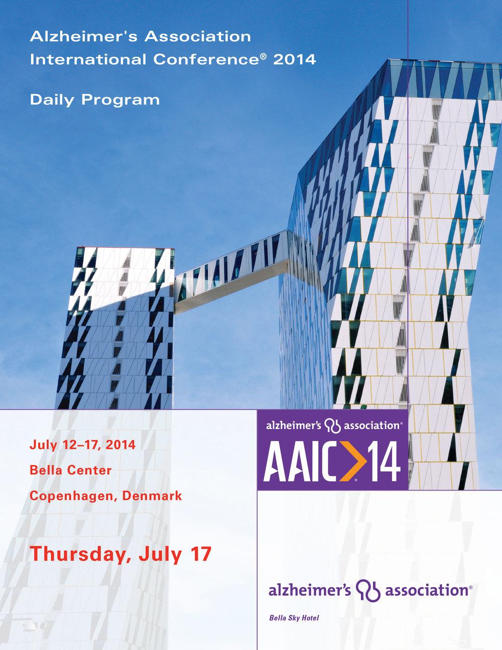AAIC14 DAILY PROGRAM BOOK