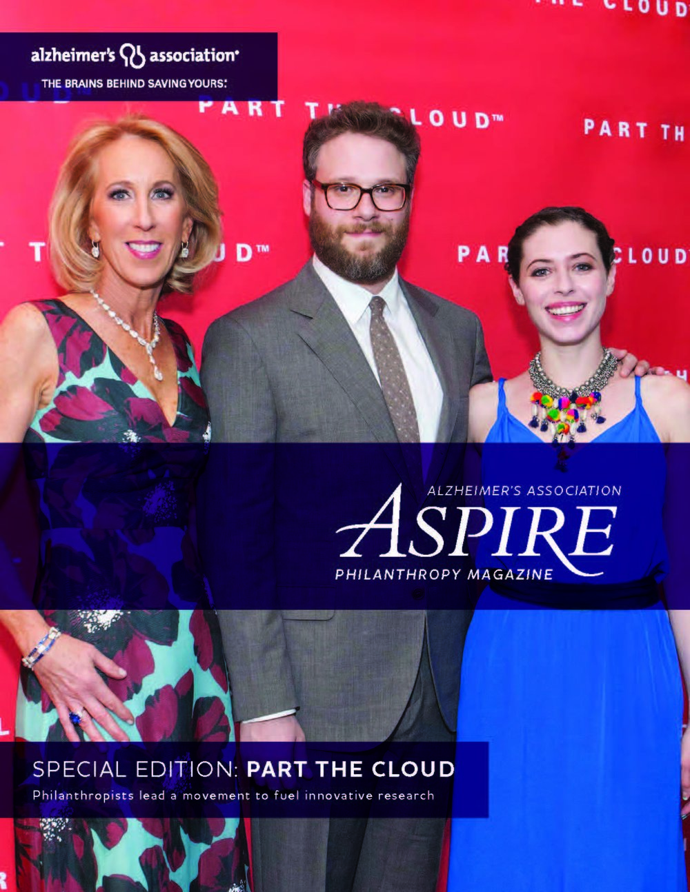 Part the Cloud Aspire Magazine