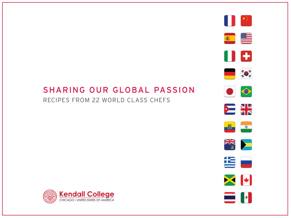 Kendall College Cookbook