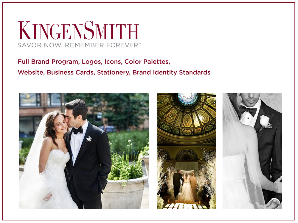KingenSmith Brand Program & Website