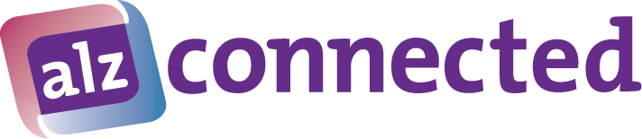 ALZ Connected Logo