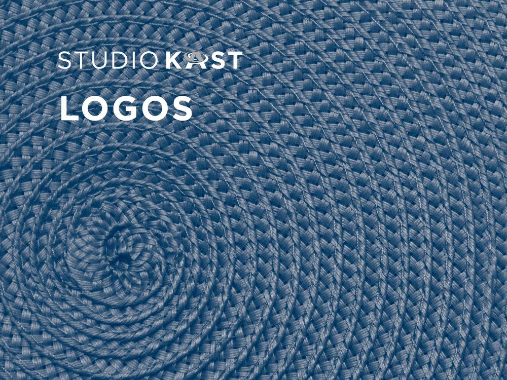 Logos by STUDIO KAST
