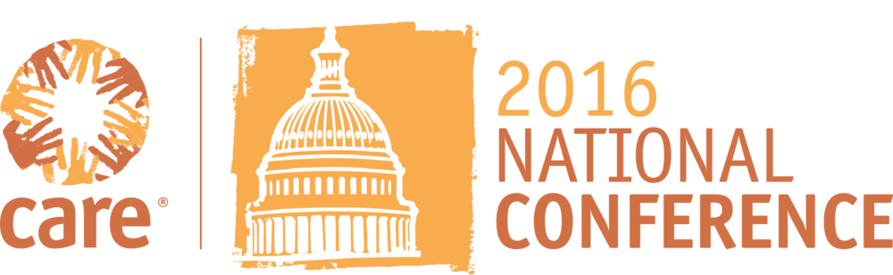CARE USA 2016 National Conference Logo