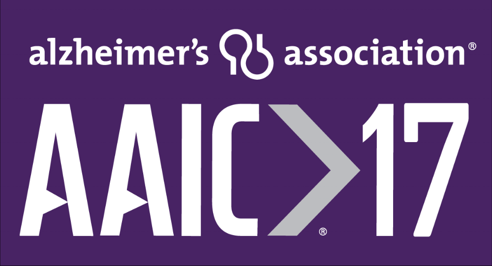 Alzheimer's Association International Conference 2017 logo