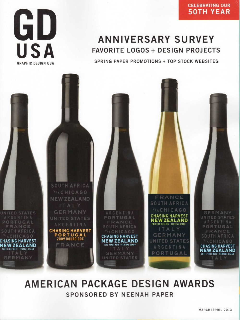 2013 American Package Design Award Cover Story