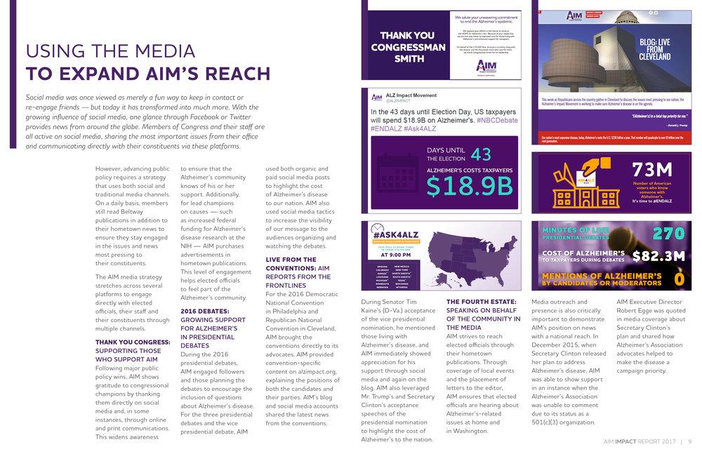 AIM 2017 Impact Report