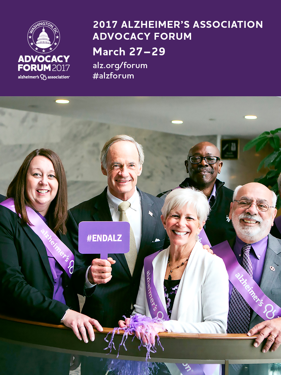2017 Alzheimer's Association Advocacy Forum