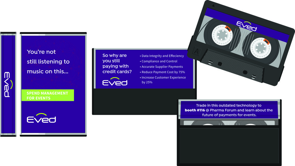 Cassette Tape Promotional Marketing