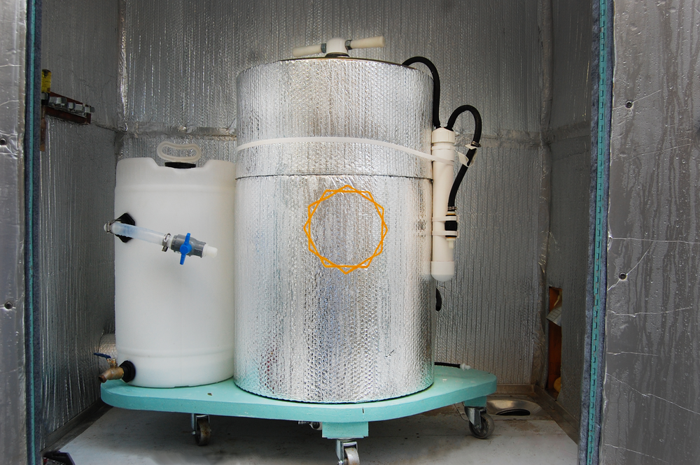 Prototype of Anaerobic Digester (AnDi)