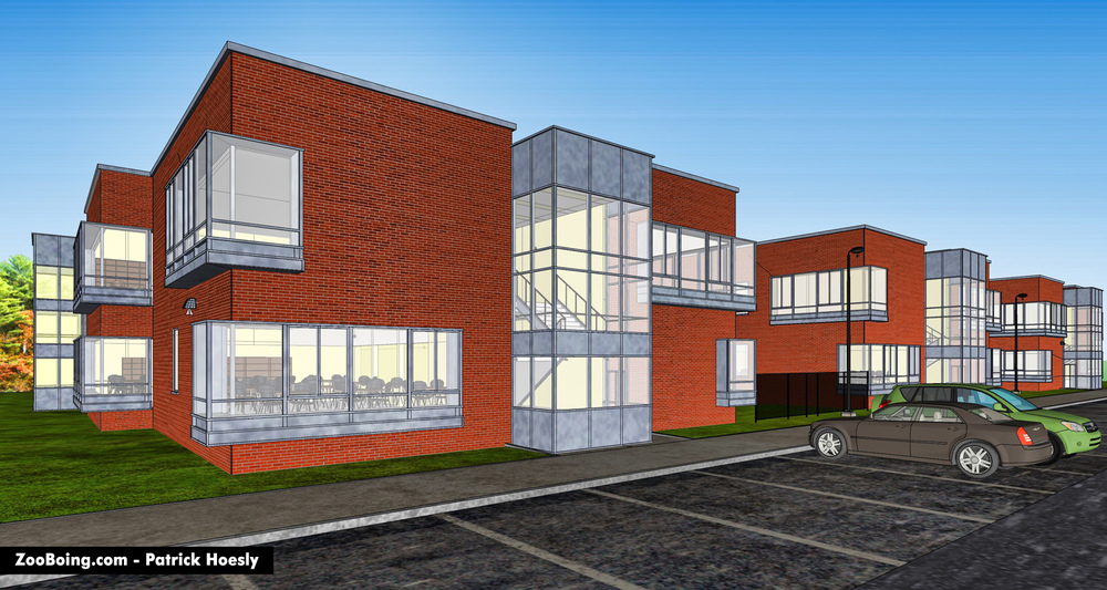 Exterior Night - School-SketchUp.jpg