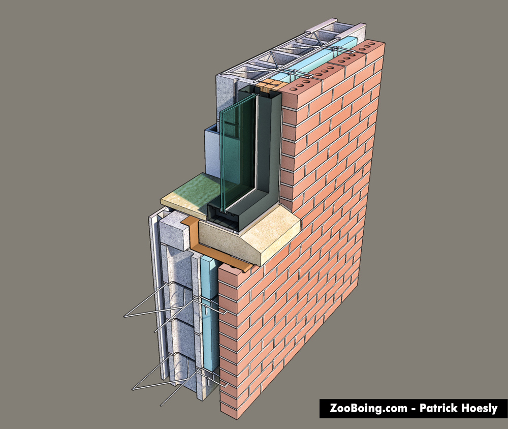 Building Detail Rendering