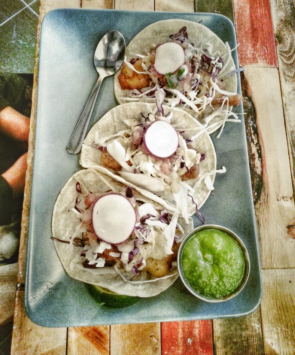 Pescada Tacos