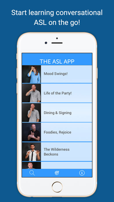 The asl app we believe in the importance of bridging communities together especially in places with large and thriving deaf signing communities fandeluxe Images