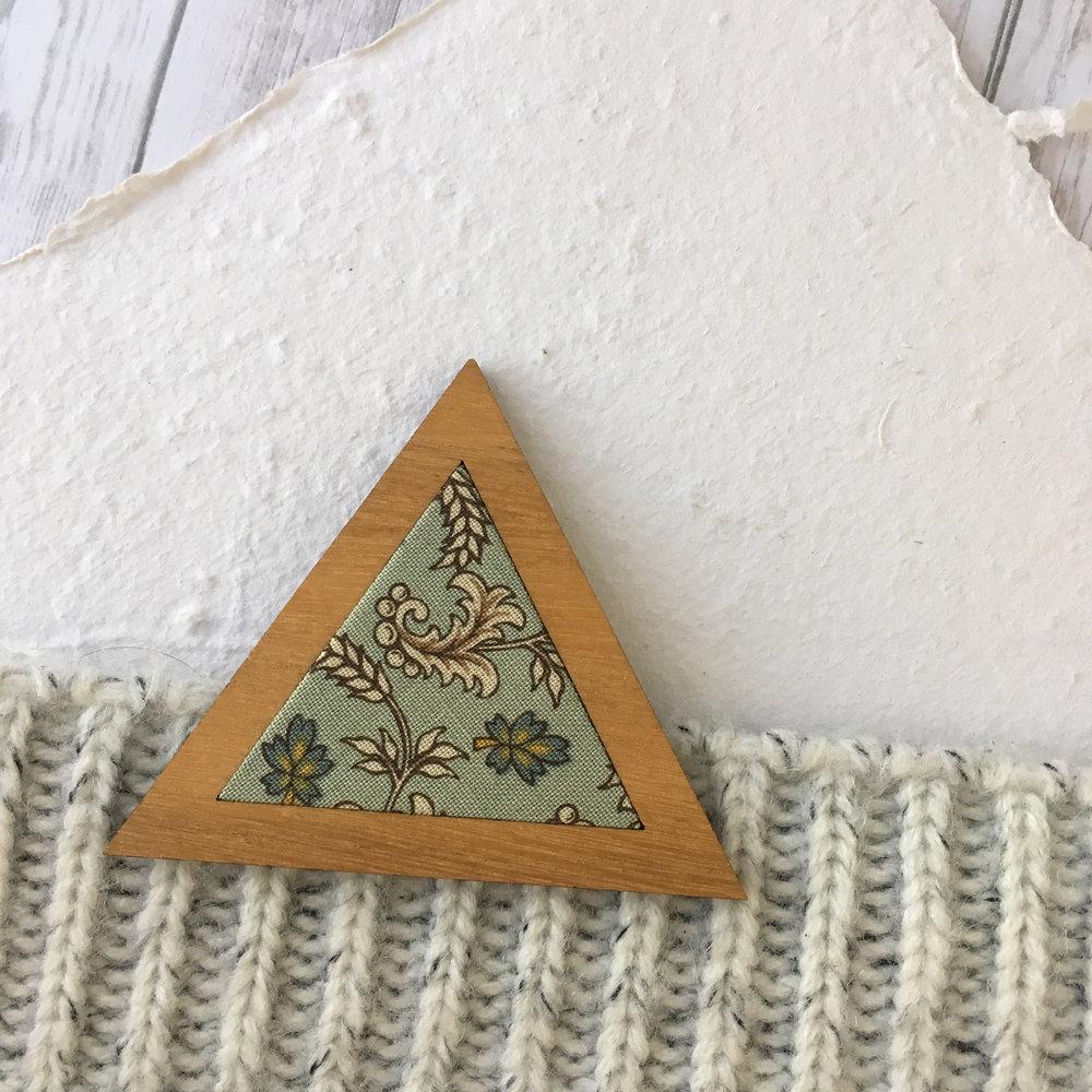 Flourish - Triangle