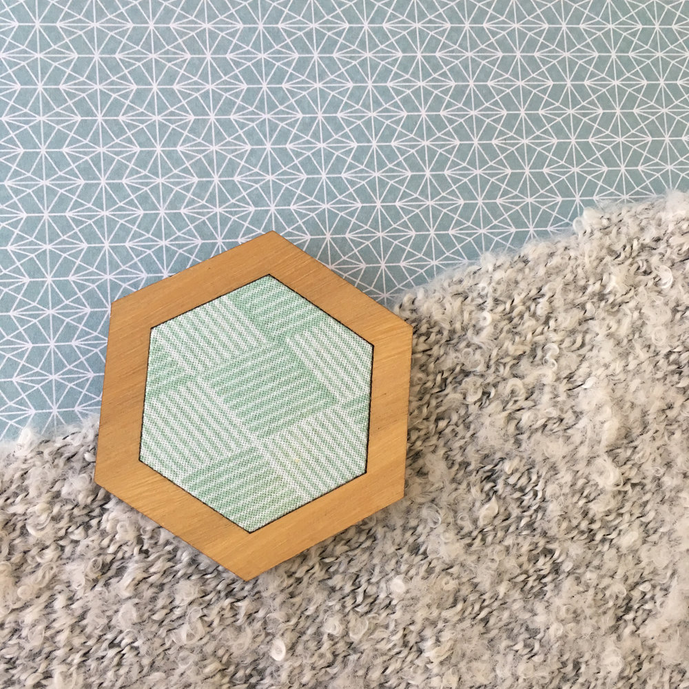 June - Hexagon