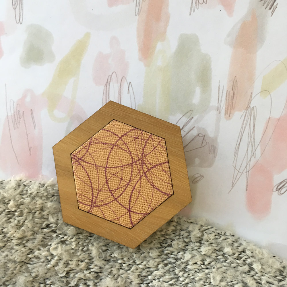 Sadie - Hexagon