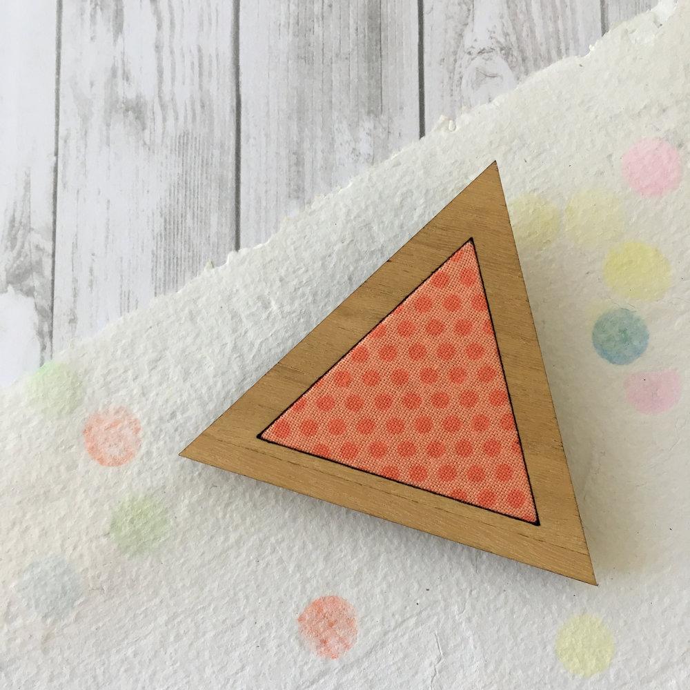 Coral Spot - Triangle