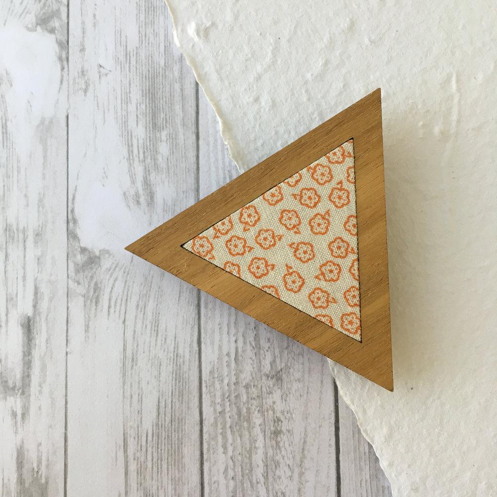 Orange Blossom - Triangle