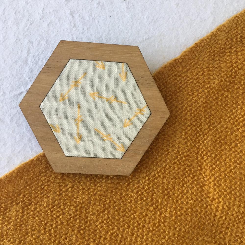 Arrow - Hexagon