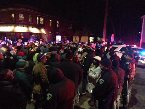 MPD and crowd