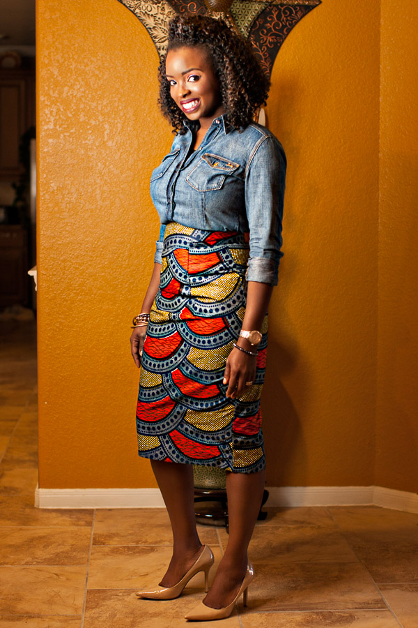 Modern African Attire Dresses