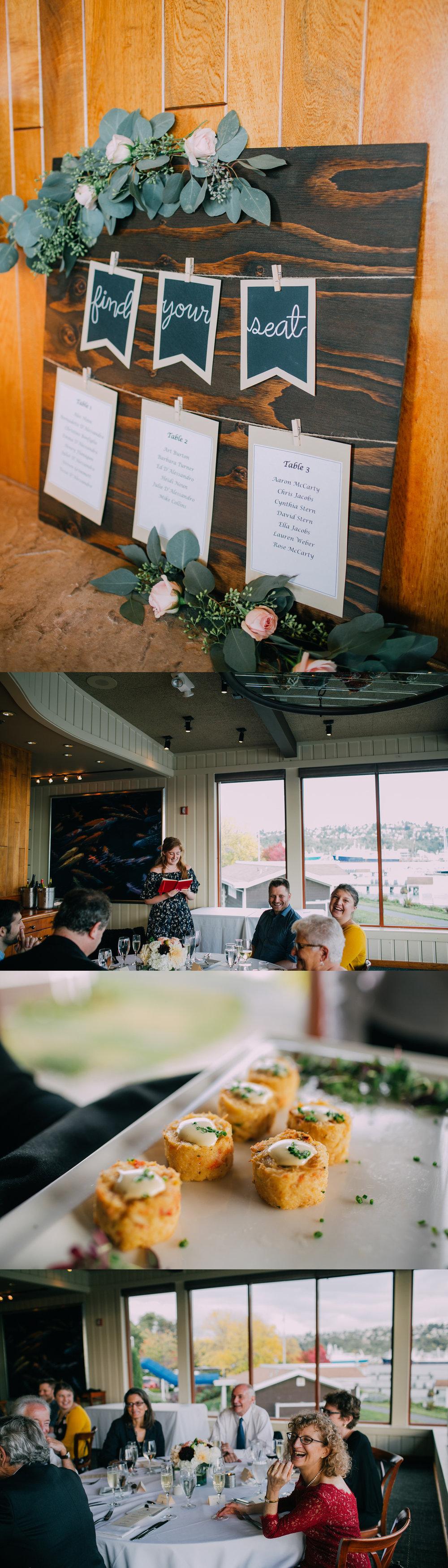intimate small wedding photographer seattle washington pnw restaurant reception -2.jpg