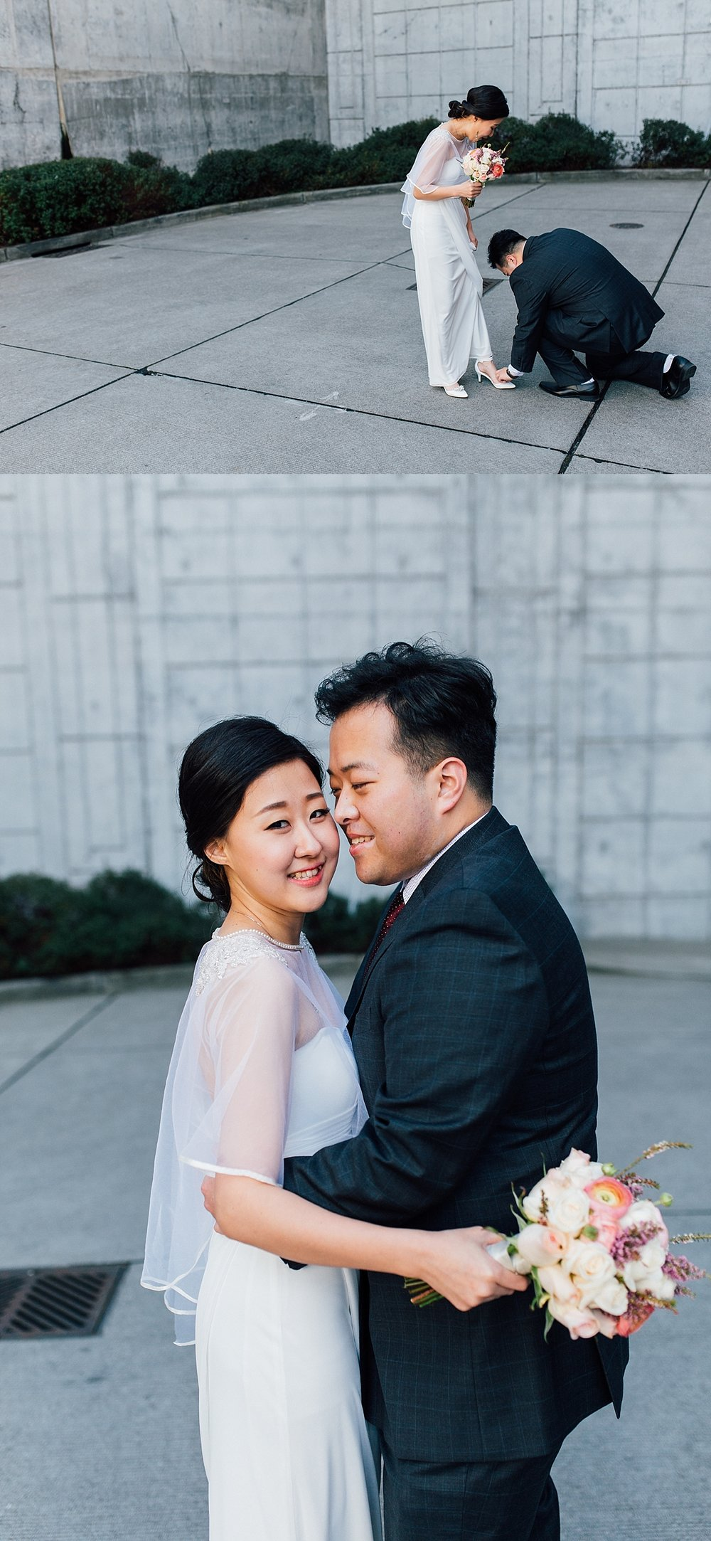Seattle Courthouse Wedding Photographer PNW elopement Photography - Annie & Alan - Ashley Vos Photography-5.jpg