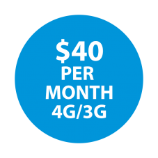 Unlimited Minutes Unlimited Text    4 GBs of 4G LTE Data