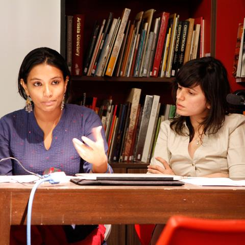 Presentations by FICA Research Fellows | Nida Ghouse and Anannya Mehhta
