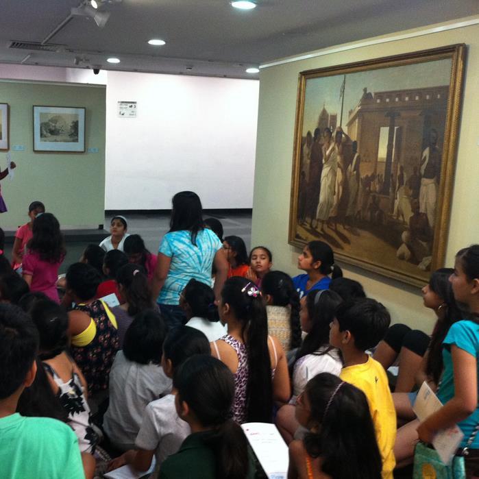 Exploring Art and Artists at NGMA