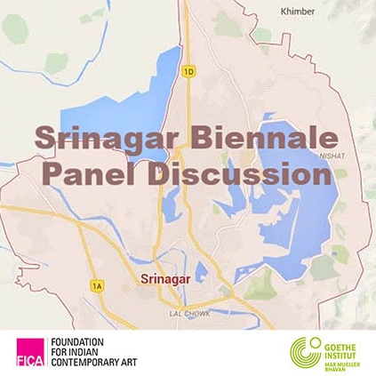 SRINAGAR BIENNALE PANEL DISCUSSION