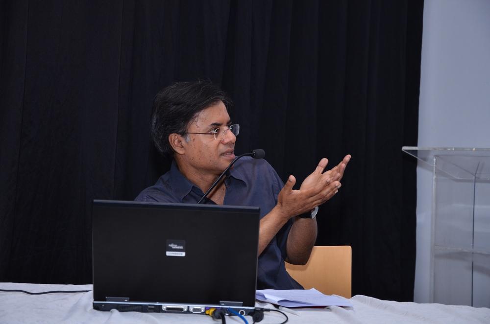 Panel 1: Moderator: Ravi Sundaram