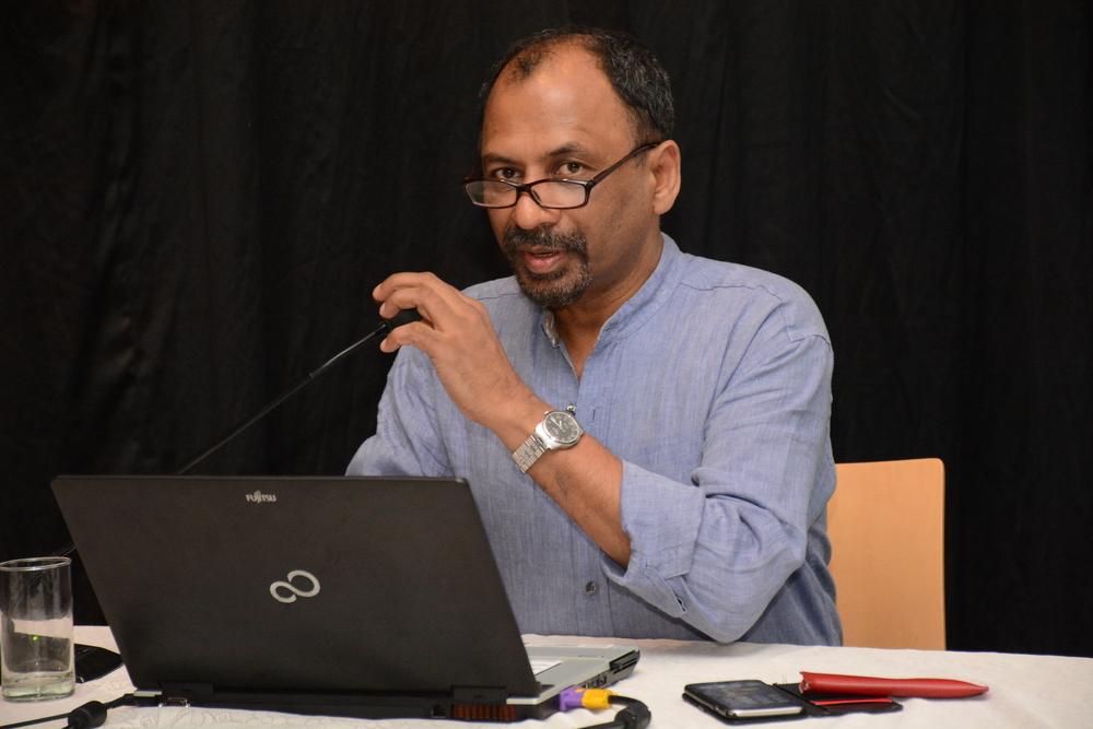 Panel 2: Speaker: Ravi Agarwal